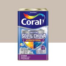 Tinta Acrílica Fosca Total S&C Premium Bronze Lenda 18L Coral