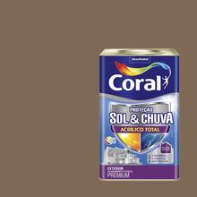 Tinta Acrílica Fosca Total S&C Premium Cogumelo Japonês 18L Coral