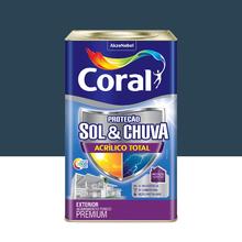 Tinta Acrílica Fosca Total S&C Premium Escrita Antiga 18L Coral