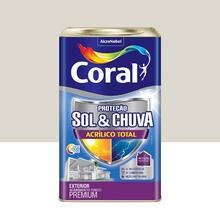 Tinta Acrílica Fosca Total S&C Premium Gelo 18L Coral