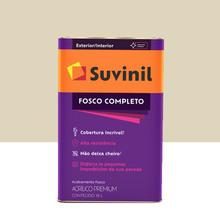 Tinta Acrílica Fosco Completo Premium Palha 18L Suvinil