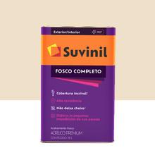 Tinta Acrílica Fosco Completo Premium Pérola 18L Suvinil