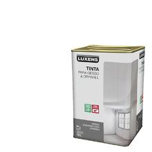 Tinta Acrílica Fosco Gesso e Drywall Econômica Branco 18L Luxens