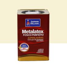 Tinta Acrílica Fosco Perfeito Metalatex Premium Mel 18L Sherwin Williams
