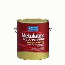 Tinta Acrílica Fosco Perfeito Metalatex Premium Terracota 3,6L Sherwin Williams