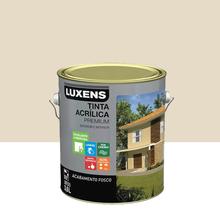 Tinta Acrílica Fosco Premium Algodão Egípcio 3,6L Luxens
