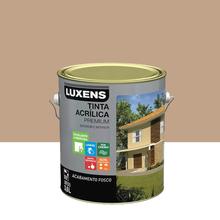 Tinta Acrílica Fosco Premium Camurça 3,6L Luxens