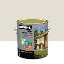 Tinta Acrílica Fosco Premium Gelo 3,6L Luxens