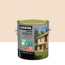 Tinta Acrílica Fosco Premium Pérola 3,6L Luxens