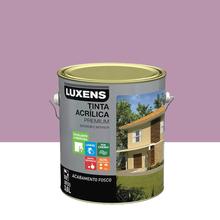 Tinta Acrílica Fosco Premium Rosa Intenso 3,6L Luxens