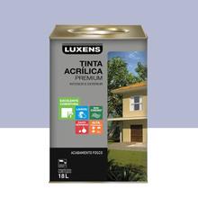Tinta Acrílica Fosco Premium Violeta 18L Luxens