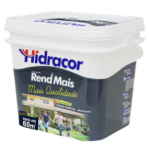 Tinta Acrílica Fosco RendMais Verde Cítrico 3,6L Hidracor