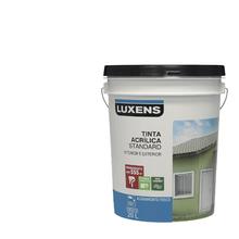 Tinta Acrílica Fosco Standard Branco 20L Luxens
