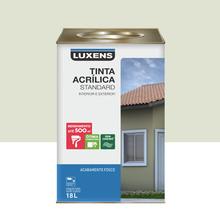 Tinta Acrílica Fosco Standard Verde Primavera 18L Luxens