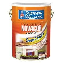 Tinta acrílica Novacor Fosca 20 litros Branca Sherwin Williams