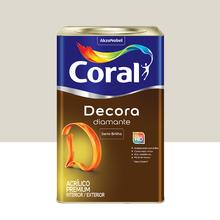 Tinta Acrílica Semi Brilho Premium Decora Gelo 18L Coral