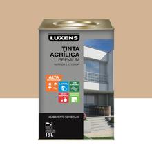 Tinta Acrílica Semibrilho Premium Areia 18L Luxens