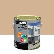 Tinta Acrílica Semibrilho Premium Areia 3,6L Luxens