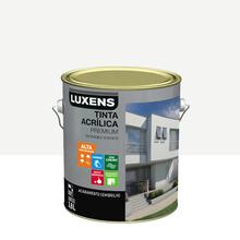 Tinta Acrílica Semibrilho Premium Branco 3,6L Luxens