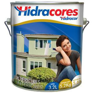 Tinta Base HS Tinta Acrílica Fosco Standad Extralatex 3,2L Hidracor