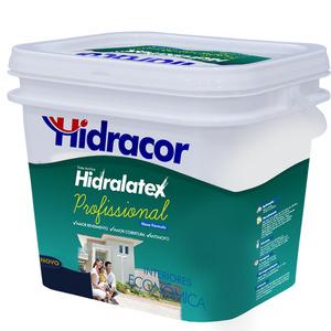Tinta Base HS Tinta Látex Econômica Hidralatex 16L Hidracor