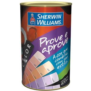 Tinta Baze W Prove e Aprove 400ml Sherwin Williams