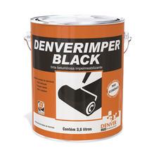 Tinta Impermeabilizante Denverimper Black 3,6L Denver