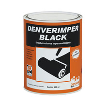 Tinta Impermeabilizante Denverimper Black 900ml Denver