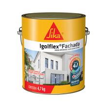 Tinta Impermeabilizante Igoflex Fachada 4,7Kg Sika