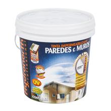 Tinta Impermeabilizante Paredes e Muros 3,6L Concreto Hydronorth