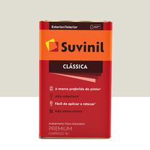 Tinta Látex Fosco a Clássica Maxx Premium Gelo 18L Suvinil