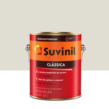Tinta Látex Fosco a Clássica Maxx Premium Gelo 3,6L Suvinil