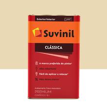 Tinta Látex Fosco a Clássica Maxx Premium Marfim 18L Suvinil