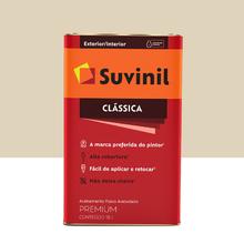 Tinta Látex Fosco a Clássica Maxx Premium Palha 18L Suvinil