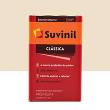 Tinta Látex Fosco a Clássica Maxx Premium Pérola 18L Suvinil