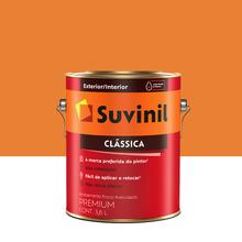 Tinta Látex Fosco a Clássica Maxx Premium Tangerina 3,6L Suvinil