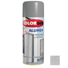 Tinta Spray Alumen Colorgin Alumínio 350ml