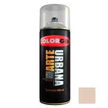 Tinta Spray Arte Urbana Fosco Areia 400ml Colorgin