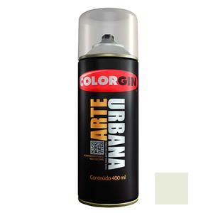 Tinta Spray Arte Urbana Fosco Branchisa 400ml Colorgin