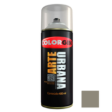 Tinta Spray Arte Urbana Fosco Concreto 400ml Colorgin