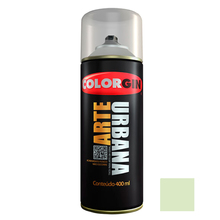 Tinta Spray Arte Urbana Fosco Erva Doce 400ml Colorgin