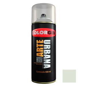 Tinta Spray Arte Urbana Fosco Gelo 400ml Colorgin