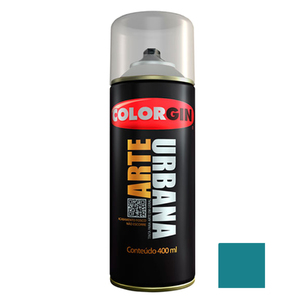 Tinta Spray Arte Urbana Fosco Itaipú 400ml Colorgin