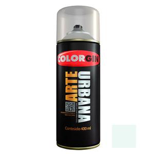Tinta Spray Arte Urbana Fosco Neblina 400ml Colorgin