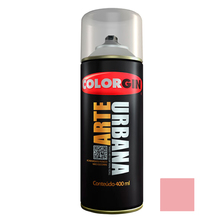 Tinta Spray Arte Urbana Fosco Tutti Frutti 400ml Colorgin