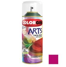 Tinta Spray Arts Colorgin Alto Brilho Magenta 350ml