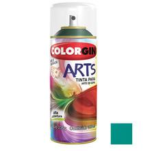Tinta Spray Arts Colorgin Alto Brilho Verde Mata 350ml
