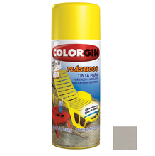 Tinta Spray Colorgin Plásticos Bege Arena 350ml
