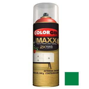 Tinta Spray Cover Maxx Verde Master 400ml Colorgin