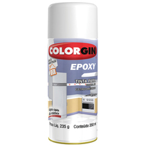 Tinta Spray Epóxy Colorgin Brilhante Bege Brastemp 350ml